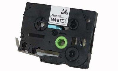 Brother TZE-231 Zwart op Wit Lettertape , P-Touch 1000 (ALTERNATIEF)