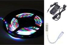 LED-set-5-meter-RGB-3528-(waterproof)--compleet