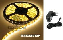 LED-set-5-meter-WARMWIT-Whitestrip-compleet-met-ADAPTER-WATERPROOF