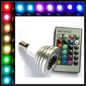 Spot-E14-RGB-Globe-flash-spot-LED--E14-16-Kleuren-mét-afstandsbediening