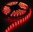 LED-strip-5-meter-RED-ROOD-White-strip-WATERPROOF